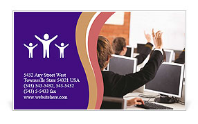 0000084520 Business Card Template