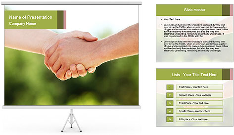 0000084546 PowerPoint Template
