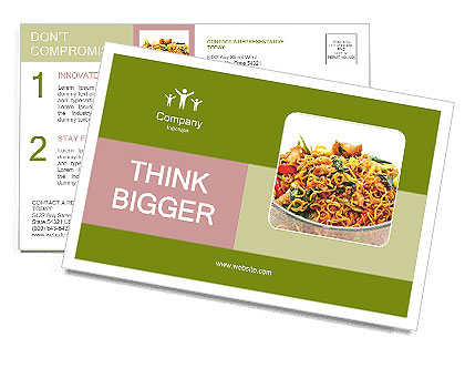 0000084580 Postcard Template