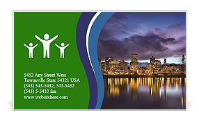 0000084617 Business Card Template