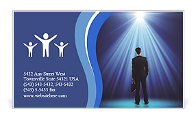 0000084647 Business Card Template