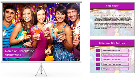 0000084651 PowerPoint Template