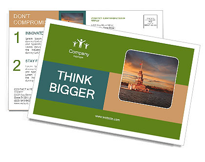 0000084700 Postcard Template