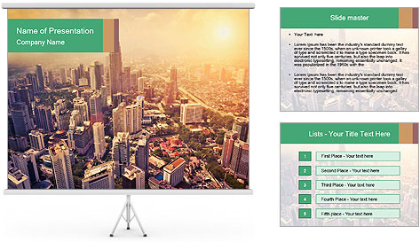 0000084728 PowerPoint Template