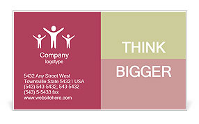 0000084792 Business Card Template