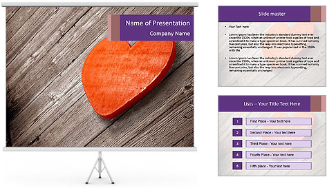 0000084801 PowerPoint Template