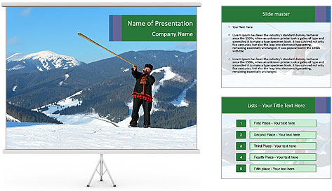 0000084829 PowerPoint Template