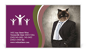 0000084840 Business Card Template