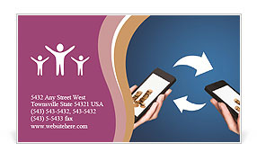 0000084890 Business Card Template