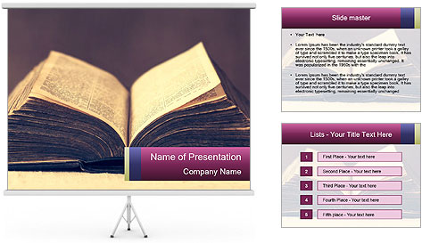 0000084891 PowerPoint Template