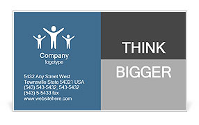 0000084896 Business Card Template
