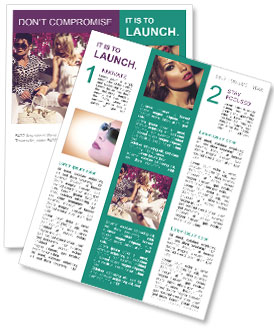 0000084901 Newsletter Templates