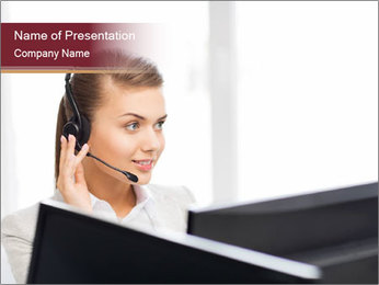 0000084916 PowerPoint Templates - Slide 1