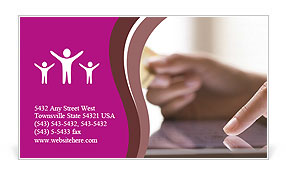 0000084951 Business Card Template