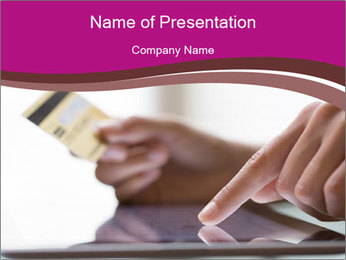 0000084951 PowerPoint Template - Slide 1