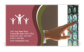 0000084958 Business Card Template