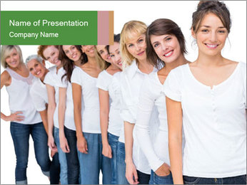 0000084974 PowerPoint Template - Slide 1