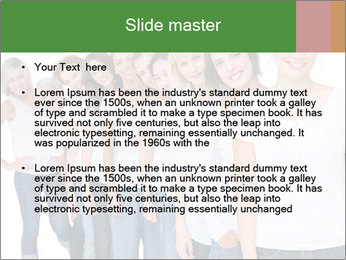 0000084974 PowerPoint Template - Slide 2