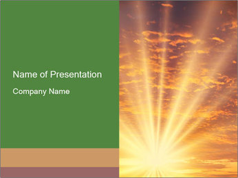 0000084991 PowerPoint Template - Slide 1
