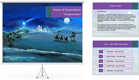 0000085000 PowerPoint Template