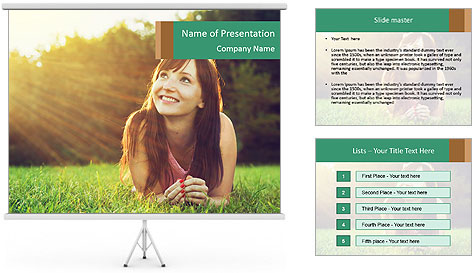 0000085001 PowerPoint Template