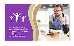 0000085013 Business Card Template