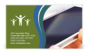 0000085042 Business Card Template