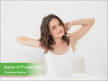 0000085049 PowerPoint Template - Slide 1