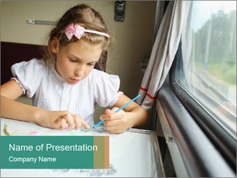 0000085063 PowerPoint Templates - Slide 1