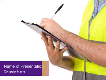 0000085070 PowerPoint Template - Slide 1