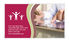0000085087 Business Card Template