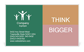 0000085101 Business Card Template