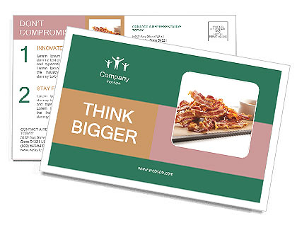 0000085101 Postcard Template