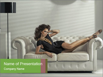 0000085119 PowerPoint Template - Slide 1