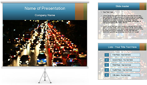 0000085130 PowerPoint Template