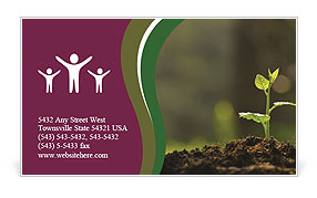 0000085149 Business Card Template