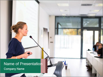 0000085157 PowerPoint Template - Slide 1