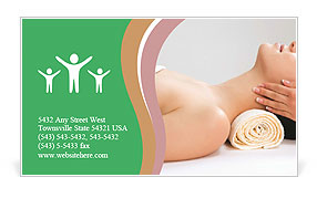 0000085167 Business Card Template