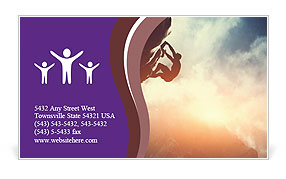 0000085187 Business Card Template