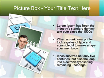 0000085195 PowerPoint Template - Slide 17