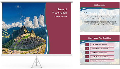 0000085200 PowerPoint Template