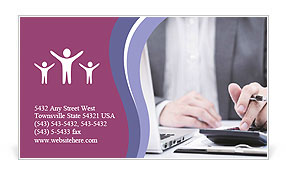 0000085202 Business Card Template