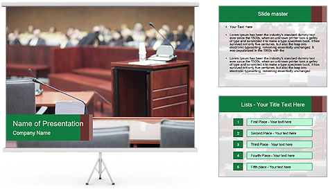 0000085205 PowerPoint Template