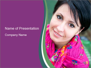 0000085207 PowerPoint Template - Slide 1