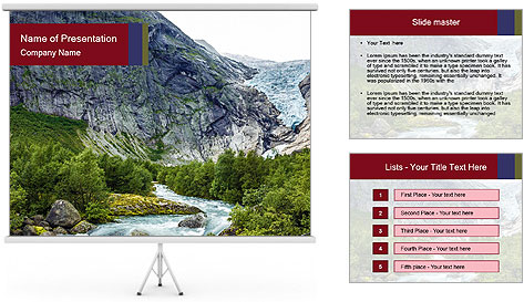 0000085209 PowerPoint Template