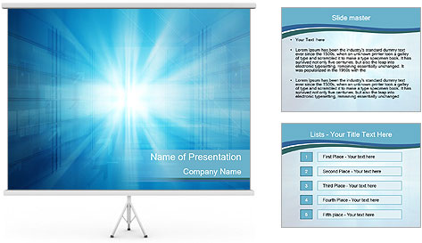 0000085210 PowerPoint Template