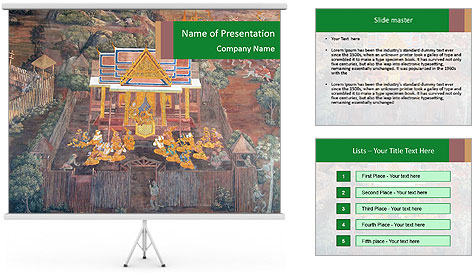 0000085219 PowerPoint Template