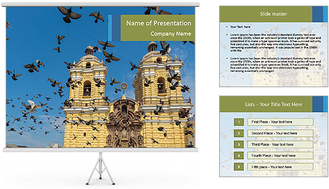 0000085229 PowerPoint Template