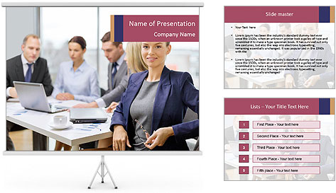0000085230 PowerPoint Template