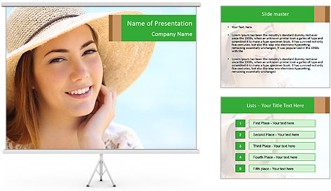 0000085239 PowerPoint Template